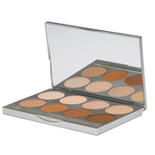 Graftobian 8 Shade HD Pro Powder Palette - Neutral