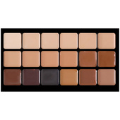 Graftobian HD Creme 18 Shade Super Palette - Neutral