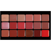 Graftobian HD Creme 18 Shade Super Palette - Lip Color