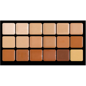 Graftobian HD Creme 18 Shade Super Palette - Warm