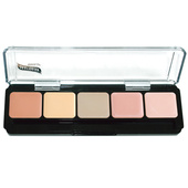 Graftobian HD Creme 5 Shade Corrector Palette - Light