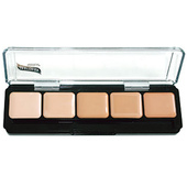 Graftobian HD Creme Palette - Warm #1