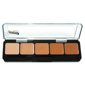 Graftobian HD Creme Palette - Warm #2