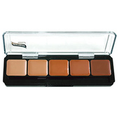 Graftobian HD Creme Palette - Warm #3