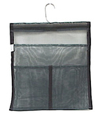 Green Mesh Hanging Locker Bag - No Bar