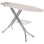 "Polder Deluxe Ironing Station 51"" x 19"" with Iron Holster"
