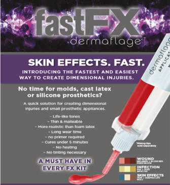 Dermaflage Fast FX Kit