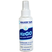 Walker Tape H2Go Water-Based Adhesive Remover for Copolymer - 4 oz