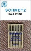 Schmetz Machine Needles - Ball Point