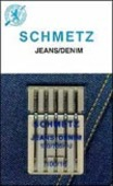 Schmetz Machine Needles - Denim