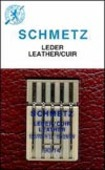 Schmetz Machine Needles - Leather