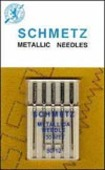Schmetz Machine Needles - Metallic