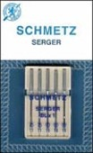 Schmetz Machine Needles - Serger Overlock