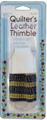 Collins Quilters Leather Thimble