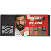 EBA Encore Palette - Hair & Beard-Light To Dark