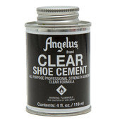 Angelus Clear Shoe Cement - 4 oz