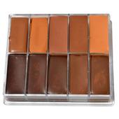 Le Maquillage Pro Fard Creme Palette-10 Color B1