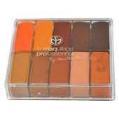 Le Maquillage Pro Fard Creme Palette-10 Color DAH10