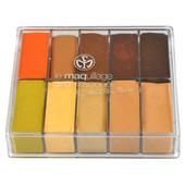 Le Maquillage Pro Fard Creme Palette-10 Color DAH11