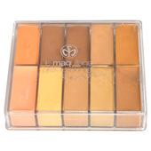 Le Maquillage Pro Fard Creme Palette-10 Color DAH9