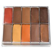 Le Maquillage Pro Fard Creme Palette-10 Color 25