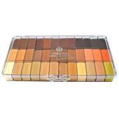 Le Maquillage Pro Fard Creme Palette-36 Color DAH1