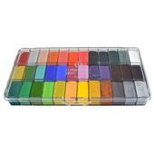 Le Maquillage Pro Fard Creme Palette-36 Color DAH7