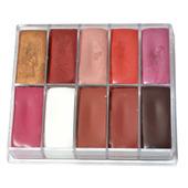 Le Maquillage Pro Fard Creme Palette-10 Color 18