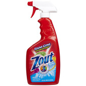 Zout Action Foam Spray Stain Remover (22oz)