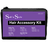 Soft N Style 200 pc. Hair Accessory Kit