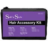 Soft N Style 200 pc. Hair Accessory Kit