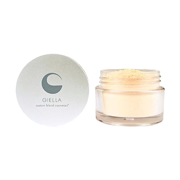 Giella Custom Blend Cosmetics Banana Cream Powder