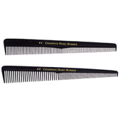 "Champion 7 1/2"" Slope Comb - Black"
