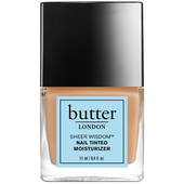 Butter London Sheer Wisdom Tinted Nail Moisturizer - 0.4 oz