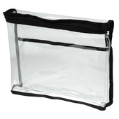 Monda Studio Square Clear Cosmetic Bag