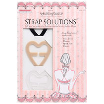 Fashion Forms Strap Solutions - 3 ct