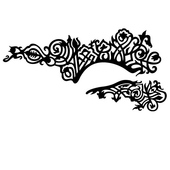 Face Lace Eye Lace - Rusque