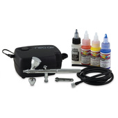 Iwata Neo Gravity Feed Airbrushing Kit