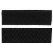 "VELCRO Brand 1"" Sew On Black"