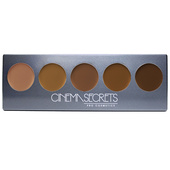 Cinema Secrets Ultimate Foundation 5-In-1 Pro Palette 100 Series - 12.5 g