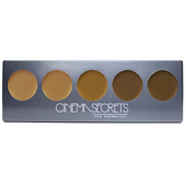 Cinema Secrets Ultimate Foundation 5-In-1 Pro Palette 200 Series - 12.5 g