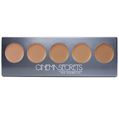 Cinema Secrets Ultimate Foundation 5-In-1 Pro Palette 500B Series - 12.5 g