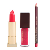 Kevyn Aucoin The Expert Lip Kit - Femme Fatale Red