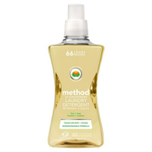 Method 4X Concentrated Liquid Laundry Detergent Free & Clear - 53.5 oz