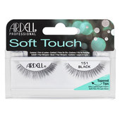 Ardell Soft Touch Lashes 151 - Black