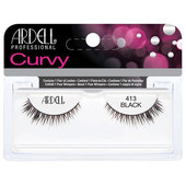 Ardell Curvy Lashes 413 - Black