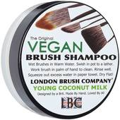 London Brush Company Vegan Brush Shampoo - Young Coconut Milk