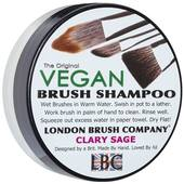London Brush Company Vegan Brush Shampoo - Clary Sage