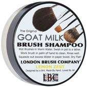 London Brush Company Goat Milk Solid Brush Shampoo - Lemon Zest