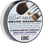 London Brush Company Goat Milk Solid Brush Shampoo - English Lavender